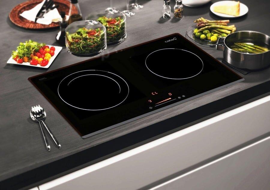 Bếp từ âm có nhiều chức năng nấu ăn hiện đại