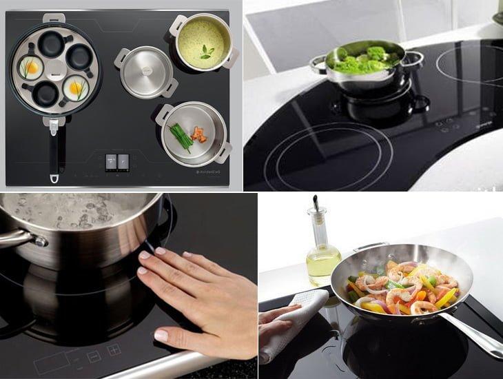 Bếp từ sở hữu nhiều chức năng an toàn dành cho trẻ nhỏ