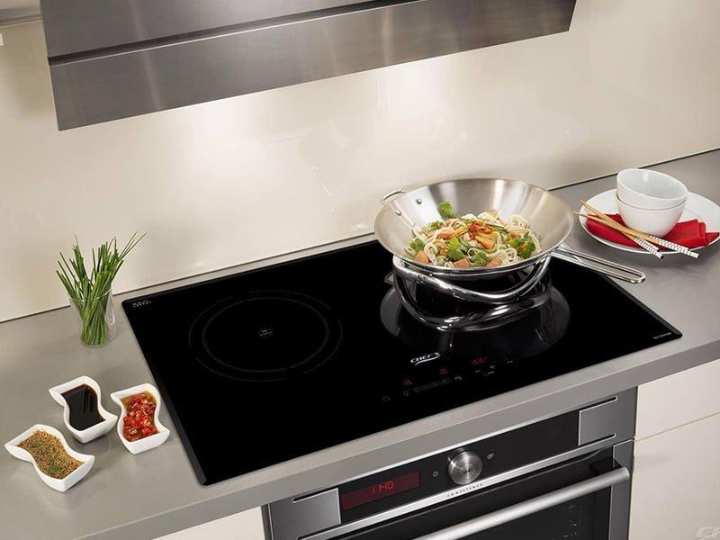 Bếp từ - Không chất độc hại, an toàn cho người sử dụng