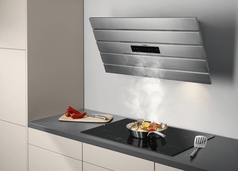 Sản phẩm giúp loại bỏ mùi thức ăn ra khỏi khu vực nấu một cách nhanh nhất
