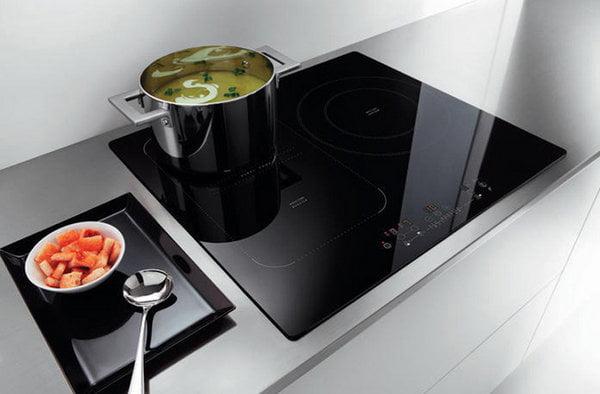 Sử dụng bếp từ để bảo vệ môi trường