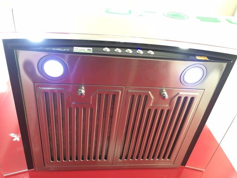 Hình ảnh thực tế Máy Hút Mùi Eurosun EH 70K11S