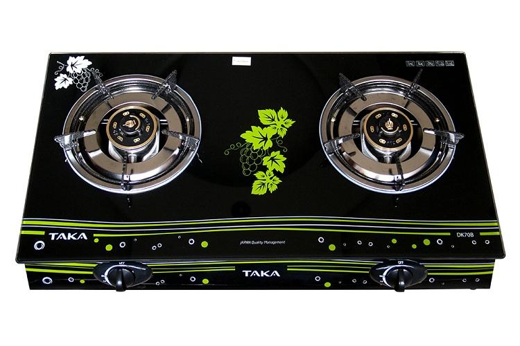 Bếp gas dương Taka DK70B