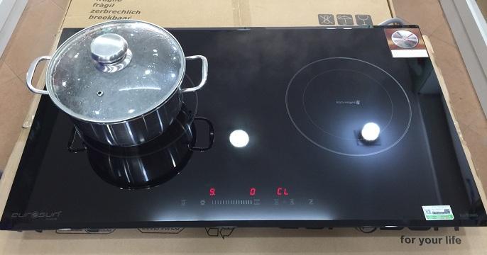 Hình ảnh thực tế của Bếp điện từ Eurosun EU-TE886G