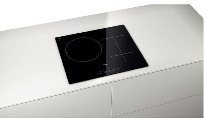 Bếp từ Bosch PIS611F17E có thiết kế hiện đại