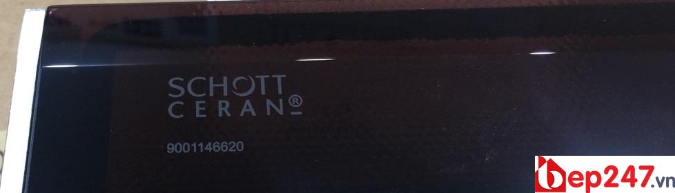 Mặt kính của Bếp Từ Bosch PPI-82560MS