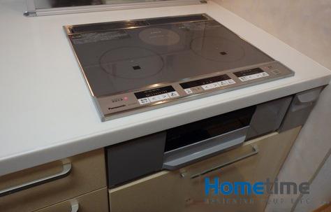 Hình ảnh trực tiếp của Bếp Từ Panasonic KZ-F32AST tại nhà khách hàng