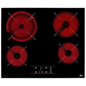 Bếp điện Teka TB 6415 có thiết kế lắp âm bàn