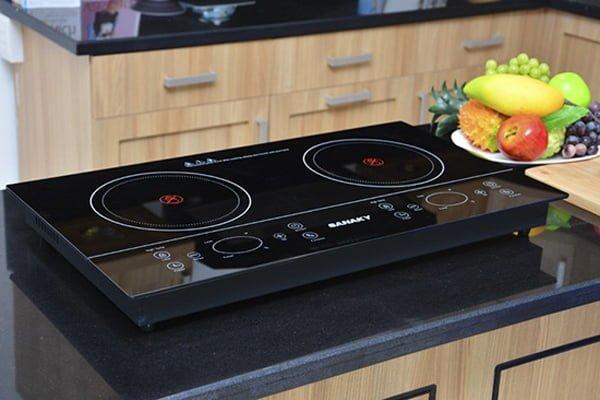 Bếp hồng ngoại thích hợp những lúc nấu ăn nhanh và đơn giản