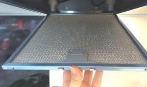 Bộ lọc của máy hút mùi DG3 ISLA 980