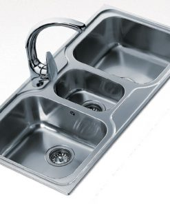 Chậu rửa Teka CLASSIC 2 1/2 B có thiết kế độc đáo