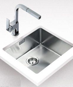 Chậu rửa teka LINEA R15 50 40 có thiết kế cao cấp