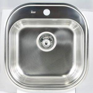 Chậu rửa Teka STYLO có thiết kế 1 hộc rửa
