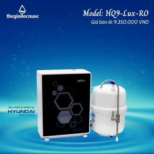 Máy lọc nước Watek HQ9-Lux-RO
