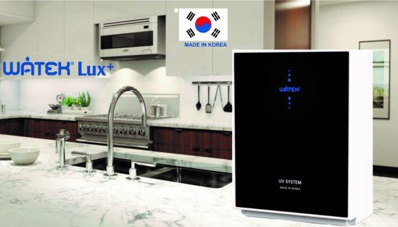 Thiết bị lọc nước Watek Lux+ HQ9-2EU-WP