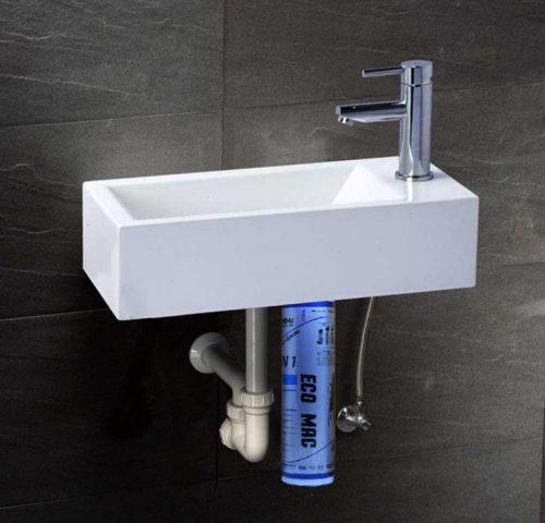 Thiết bị lọc nước dưới bồn rửa Watek HQ9-ECOMAC