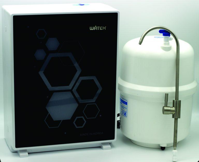 Hình ảnh thực tế của máy lọc nước với thiết kế đẹp mắt