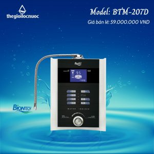 Máy tạo nước Pi Biontech BTM-207D