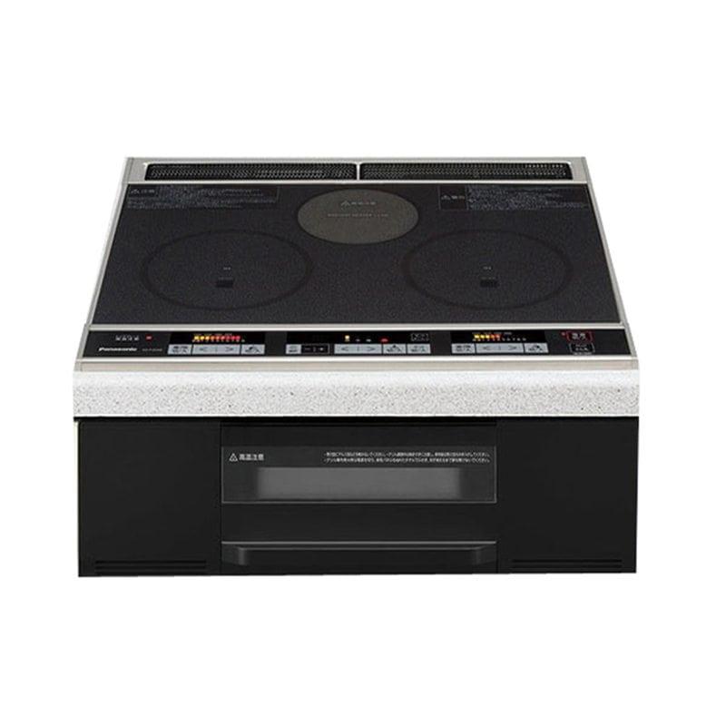 Bếp từ Panasonic KZ-G32AK thiết kế với màu đen sang trọng