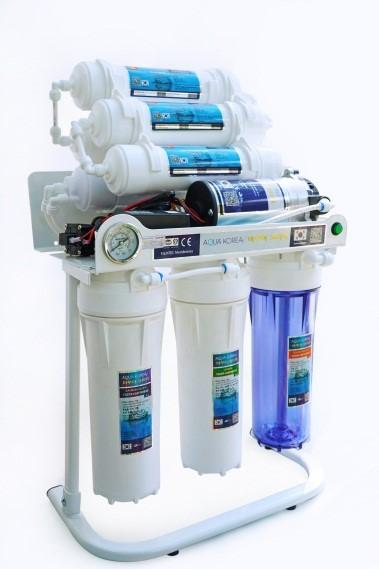 Máy lọc nước Aqua Korea chân quỳ